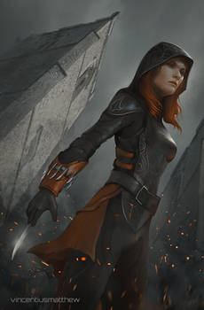 Avenger's Creed: Black Widow