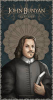 Commission: The Puritans-John Bunyan