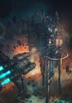 Commission: Rise of Mankind book 3: Raid
