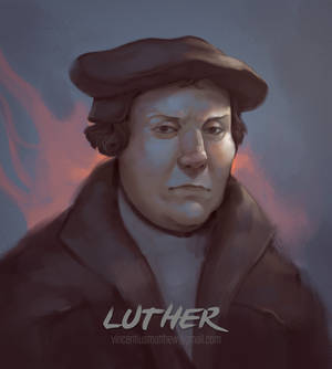 Commission: Luther
