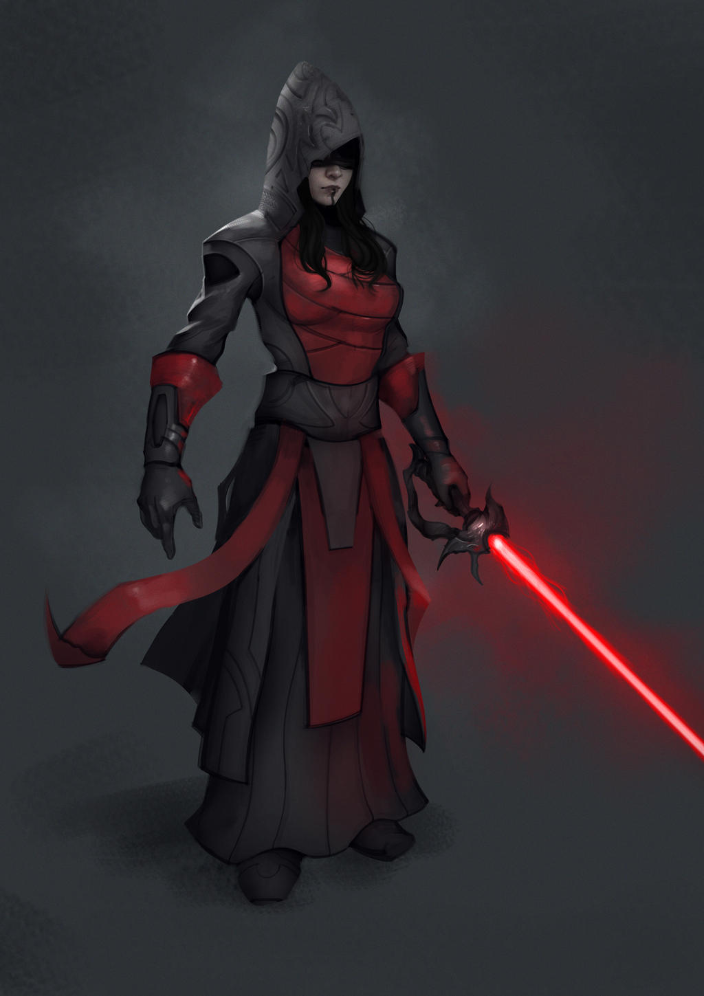 Commission: Sith Lady