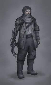 Commission: Dark Talon