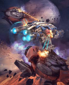 Commission: Rise of Mankind book 10: Showdown