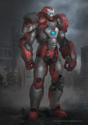 Ironman Kaiju-Avenger