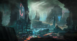 Commission: Homeworld Concept