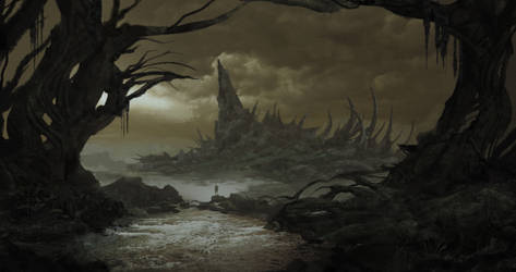 Desolation by VincentiusMatthew