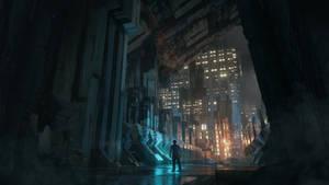 Dark Future by VincentiusMatthew