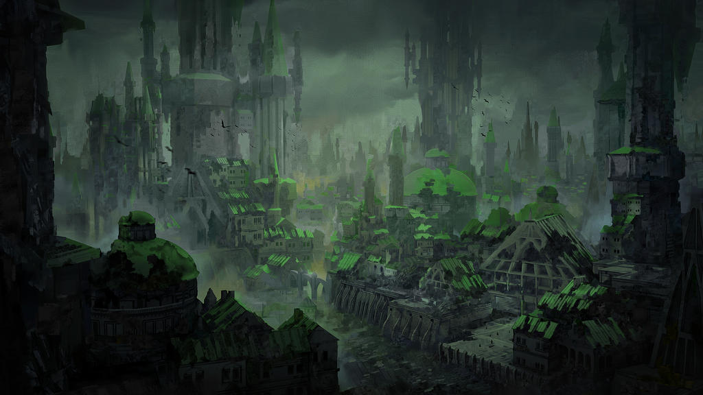 Commission: City of Mabar