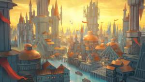 Commission: City of Irian