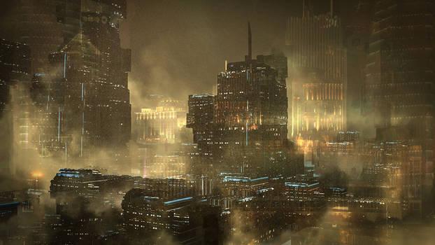 Dark Future Concept