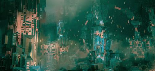 Dark Future_Edo Concept