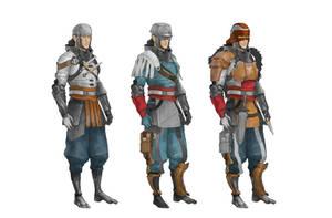 Dark Future_Roman Sentry Concept