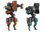 Dark Future_ DestroyR Droids