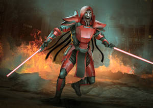 Commission: Sith Pureblood Lord Malrov