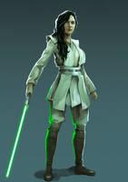 Commission: Jedi Knight