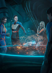 Commission: Last Fleet_Command Center