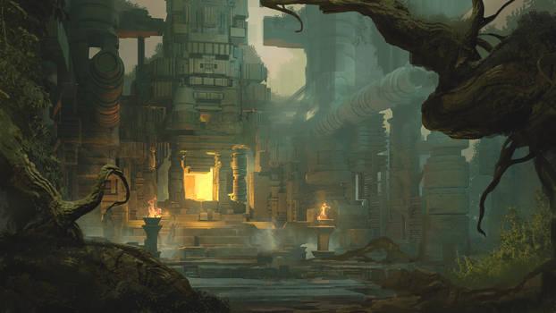 Underworld Temple+