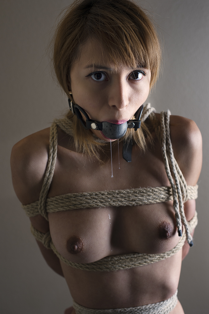 Gagged-and-drooling DeviantArt Favourites