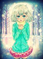 It's Cold... by heri-umu