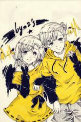 by 2's by heri-umu