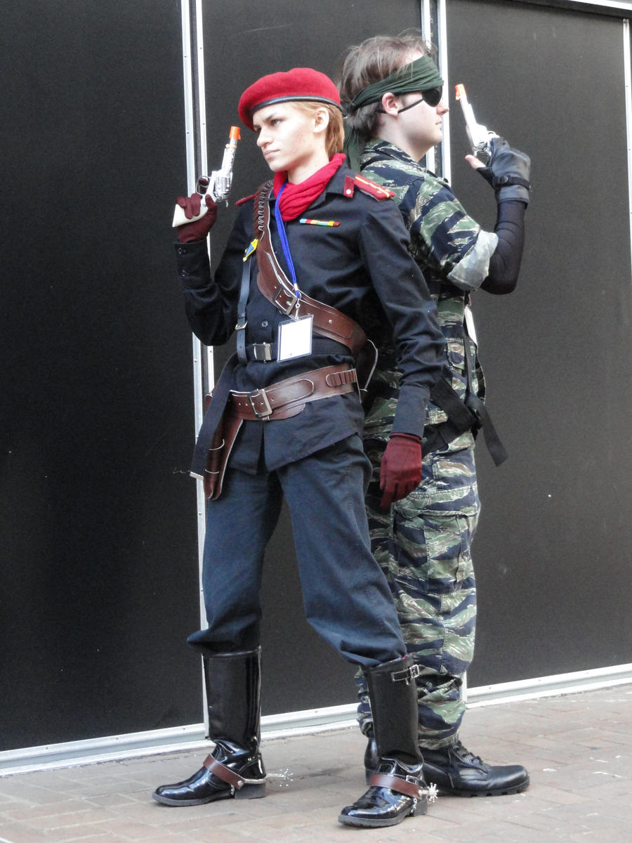 Metal Gear Cosplay Page 512 Cosplay Com