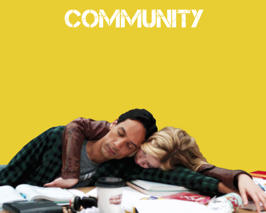 Community Wallpaper by wirehangers