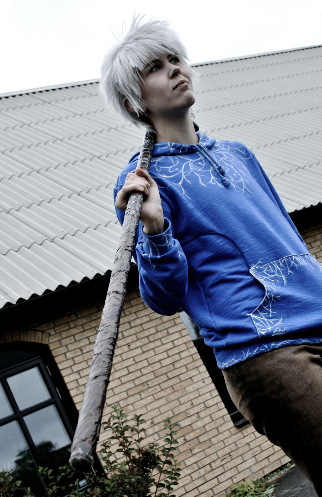 Rise of the Guardians - Jack Frost alone by HappyManga on ... Rise Of The Guardians Cosplay
