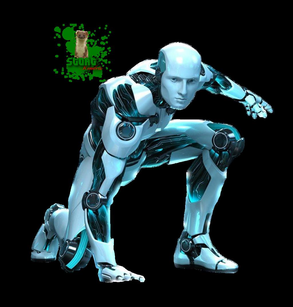 Robot Render By Spanishstoat On Deviantart