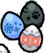 My Shugo Eggs by icycatelf