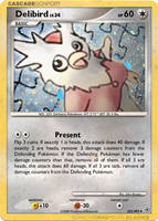 Delibird for Project PokeDex by icycatelf