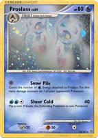 Froslass Card by icycatelf