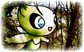 Celebi's Forest by icycatelf