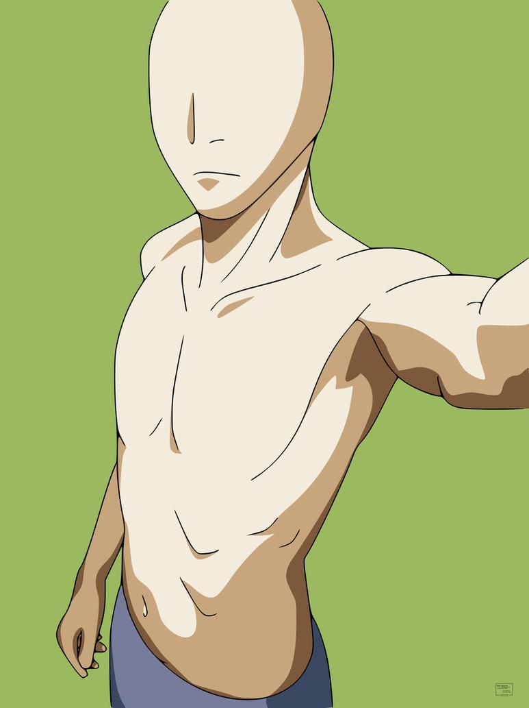 anime male base - 480×641