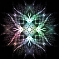 Stardust Flower by icycatelf
