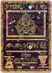 Ancient Azelf Card by icycatelf