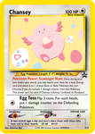 Chansey Easter Promo