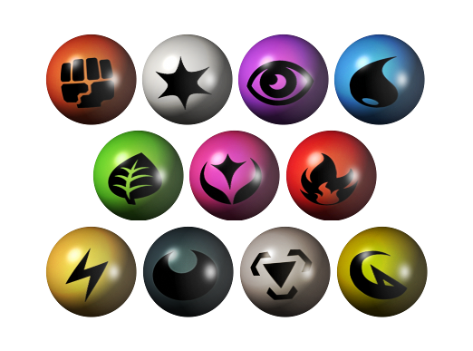 Shiny Energy Icons By Icycatelf On Deviantart
