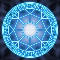 Magic Ice Circle