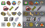 Free-To-Use Custom Pokemon Gym Badges