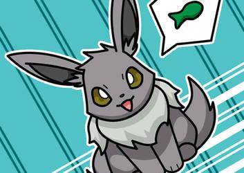 My Fluffy, Grey Ee-Boi
