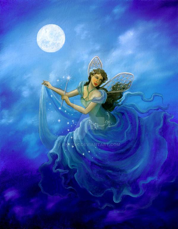 Midnight Fairy by BKLusk