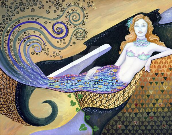 Mermaid by BKLusk