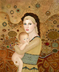 Mother and Child by BKLusk