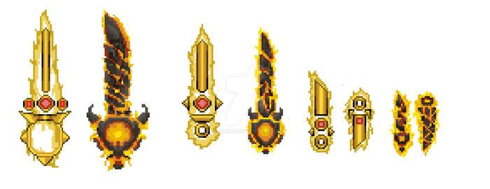Judgement  project  weapons  design, 2 update