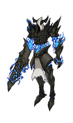 fallen hero Spriter Awesome Boss Contest