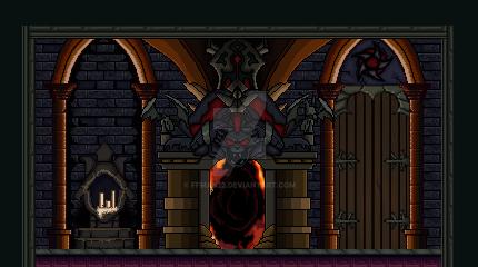 portal room inferno version by ffman22