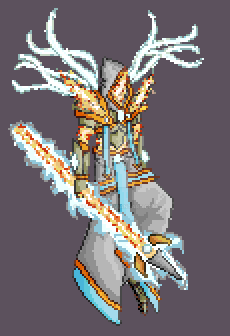Archangel Lancer by ffman22