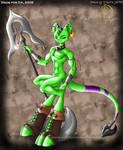 spear wielder .:color:.