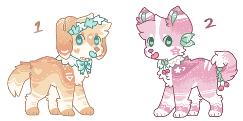 Adopts 7 || closed by MellowKun