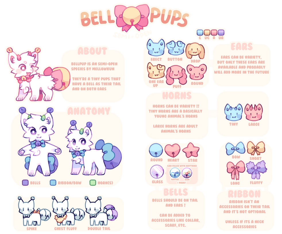+ Bellpups Guide + by MellowKun